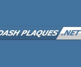 Dash Plaques Logo Design