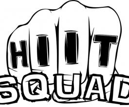 HIIT Squad Logo