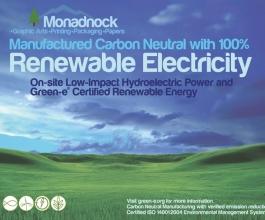 Monadnock Print Ad