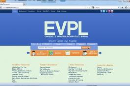 EVPL  Web Design