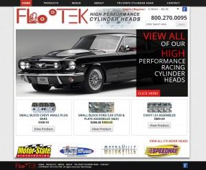 Floo Tek Web Site Design
