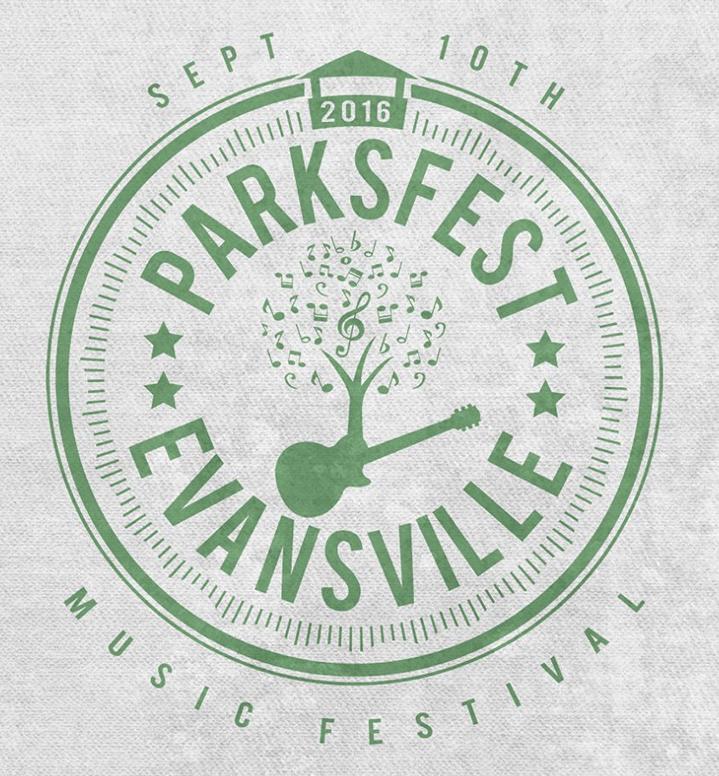 Parksfest Music Festival Logo